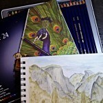 Inktense Pencils and Opportunities Lost