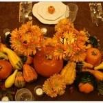 Thanksgiving Day Menu 2015