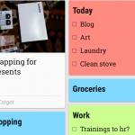 Keep.  A Google App For the Sticky-Note Lover!