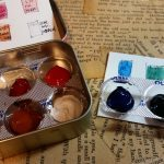 PFF:  DIY Travel Watercolor Kit Altoids Upcycle