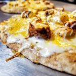 A Quick and Easy Buffalo Chicken Pizza