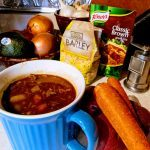 Souper Sunday:  Leftover Pot Roast and Barley Soup